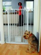 Bettacare Pet Gate plus Cat Flap